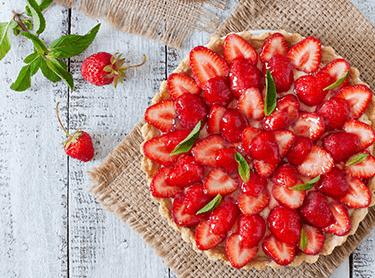 tartelette-aux-fraises